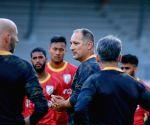 Qatar draw an important milestone in Indian football