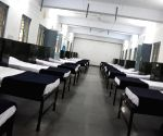 Free Photo: Indian Navy sets up Covid Care Centre in Odisha's Khurda