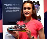 Manika Batra roped in as new face of ASICS