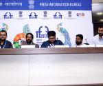 IFFI 2017 - Mahesh Narayanan, Pratim D. Gupta, Sagar Chaya Vanjari, Tarun Jain, Nithin R.,
