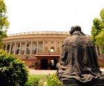 RS adjourned till 12 PM on electoral bonds, disinvestment