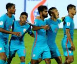 AFC Asian Cup UAE 2019 - India defeats Kyrgyz Republic