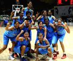 FIBA Women's Asia Cup 2017 - India Vs Lebanon