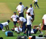 India Practice session