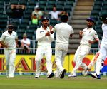 First Test Match between India and South Africa - Day-5