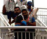 Virat Kohli, M.S. Dhoni at Rose Bowl Cricket Ground