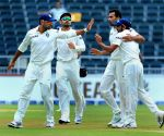 First Test Match between India and South - Day-3