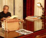President Pranab Mukherjee at Rashtrapati Bhawan