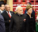 RUSSIA UFA BRICS SUMMIT
