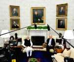 Free Photo: Indian Prime Minister Narendra Modi has set forth a policy of '5Ts' in his meeting with US President Joe Biden