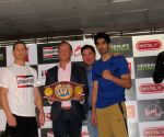 Vijender Singh's press conference