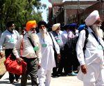 555 Delhi Sikh pilgrims to celebrate Baisakhi in Pakistan