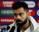 Manchester (England): Virat Kohli's press conference