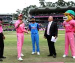 (South Africa): 4th ODI - India Vs South Africa