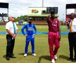 1st ODI - India Vs West Indies