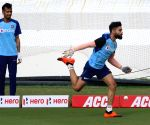 India - practice session - Virat Kohli