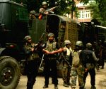 Militant aide involved in arson held in Awantipora