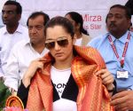 Secunderabad (Telangana): Sania Mirza at 35th Annual Day celebrations of NIEPID