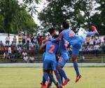 Free Photo: Indian U-15 team