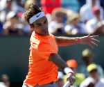 US INDIAN WELLS TENNIS BNP PARIBAS OPEN FEDERER