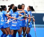 Gurjit's brace helps Indian eves beat Japan in Olympic test event
