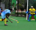 Indian Women's Hockey practice session