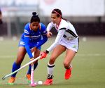 Indian women's hockey team ends Germany tour with 1-2 loss