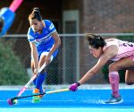 Indian women's hockey team suffer 2-3 loss against Argentina 'B'