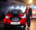 "Sakshi Malik launches ""redi-GO Sport"