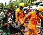 7 killed in Indonesia landslides