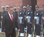 Indonesian Defence Minister visits South Block