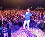 Atif Aslam performs during MTV Bollyland
