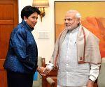 Free Photo: Nooyi met Prime Minister Narendra Modi
