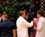 Akash Ambani and Shloka Mehta's pre-engagement party