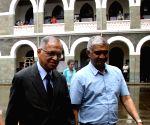 NR Narayana Murthy at St. Xavier's College