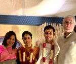 Free Photo: Aparna and Rohan Murty wedding ceremony