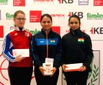Shooter Apurvi wins gold at Meyton Cup