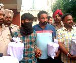 Police seizes Heroin in Amritsar
