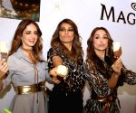 Bipasha, Malaika during an event