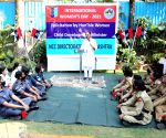 Free Photo: Mumbai: International Women's Day, the NCC Directorate of Maharashtra organised an event to commemorate the contribution of Women and Girls of NCC in various