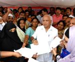 IMA Group of Companies investors submit memorandum to B.S. Yeddyurappa