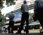 Sensex below 27,000-mark, plunges over 3 percent
