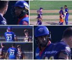 Free Photo: IPL 2021: Ashwin gets into heated argument with Southee and Morgan