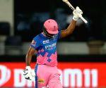 IPL 2021: Samson shines with 82 as Rajasthan post 164/5 (ld)