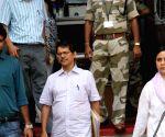 Amitabh Thakur at North Block