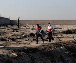 Iran, Ukraine begin new round of talks over Ukrainian plane crash
