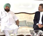 Iranian envoy meets Punjab CM