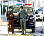 Iran reports 2,521 new coronavirus cases; 262,173 in total