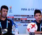 FIFA U17 World Cup 2017 - Iraq - press conference