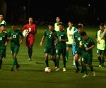 U17 WC - Iraq practice season